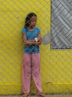 Displaced Youth, outside Cartagena, Colombia – 2010