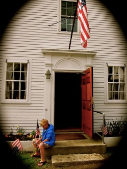 Memorial Day, North Haven, Maine – 2012